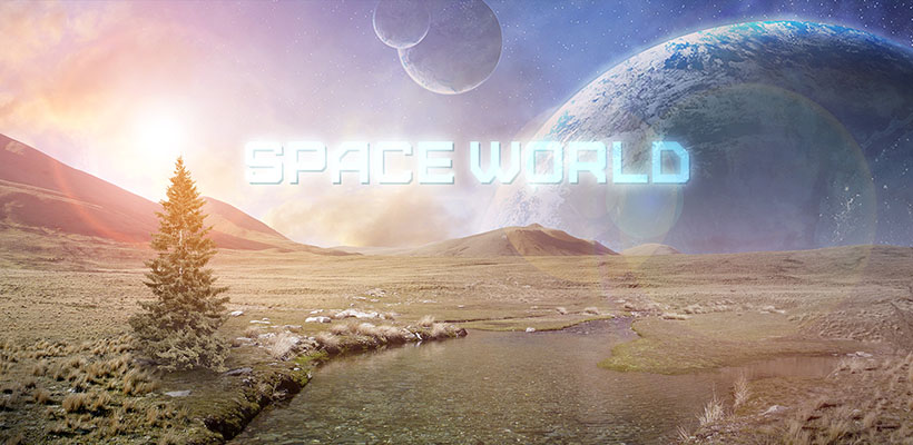 space_world-wallpaper